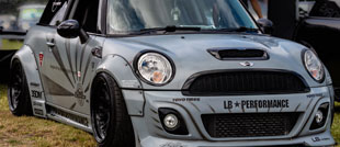 MINI Works - Liberty Walk Mini Cooper car sales and independent Mini specialists in Chichester