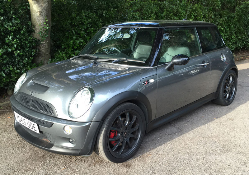 Mini Cooper for sale - MINI Works - Mini car sales specialists in Chichester