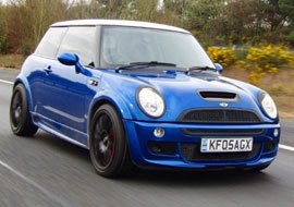 Low mileage MINI Cooper for sale