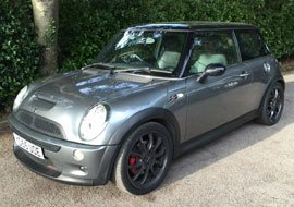 Low mileage MINI Cooper S John Cooper Works for sale