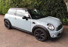 Cheap Mini Cooper for sale - MINI Works - Mini car sales specialists in Chichester