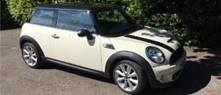 MINI Works - Mini car sales specialists in Chichester